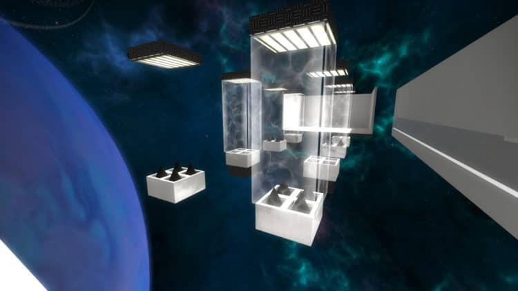 Mg Space Race 8 Chambers
