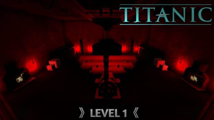Ze Titanic Realism Escapex V1