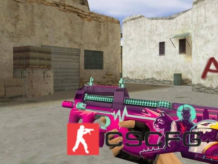 Запрещенное оружие в Csgo 2