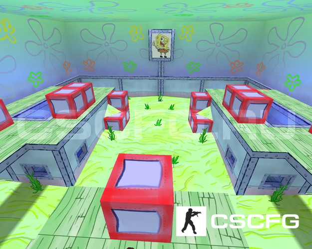 map cs1.6 fy_spongebob