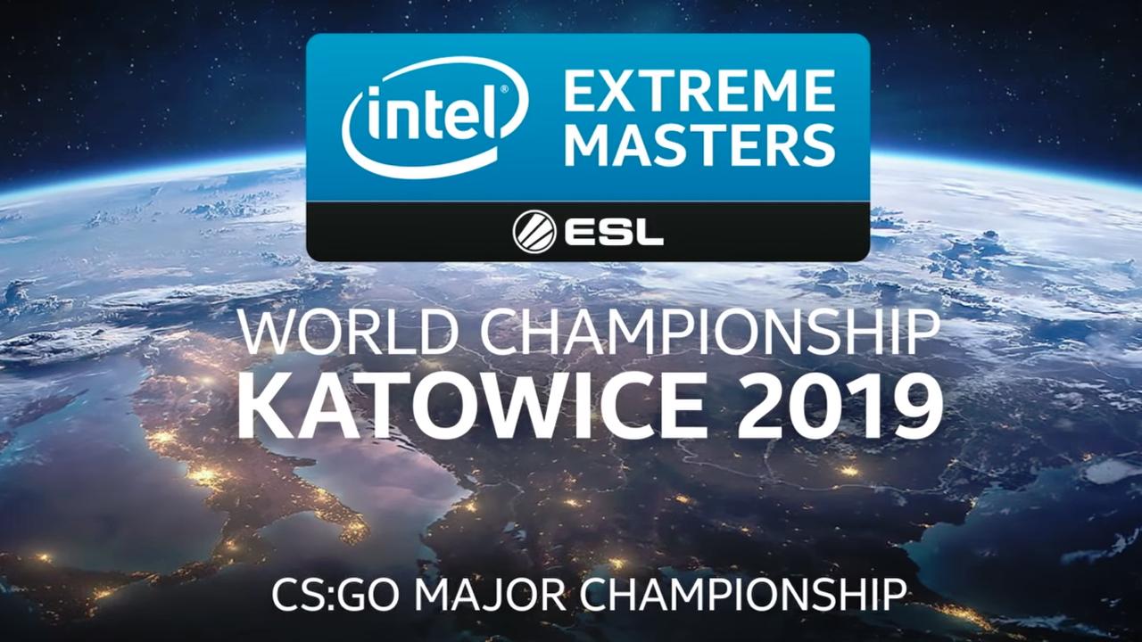 IEM Katowice CS:GO Major 2019
